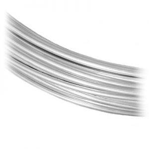 Hard sterling wire - WIRE-H 0,8 mm