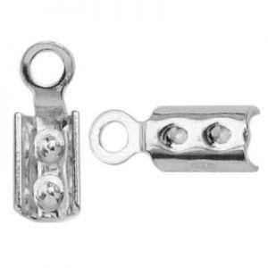 End caps silver 925 - TZ 2 mm