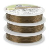 7STRD WIRE .018 BRONZE 30 (0.46 mm, 9.2 m)