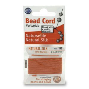 SILKTHREAD 04 - CORAL (0.60 mm, 2.0 m)
