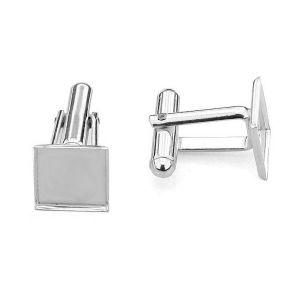 Cufflink setting - CUFF MTW 10 mm (2493 MM 10)