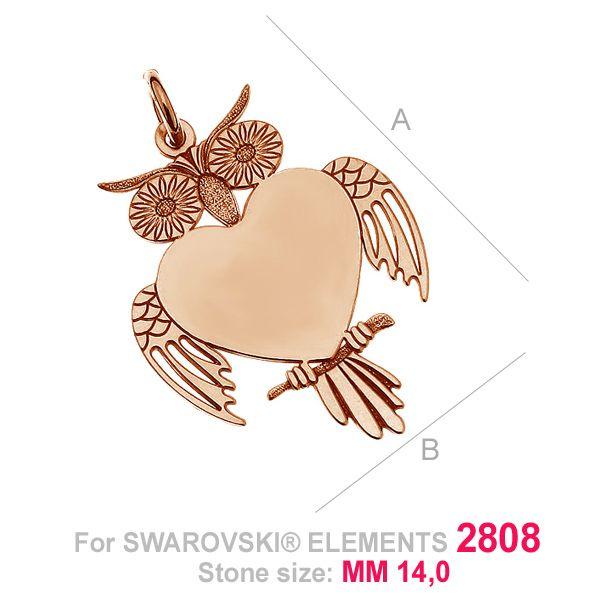 LK-0432 - Big owl - 2808 MM 14