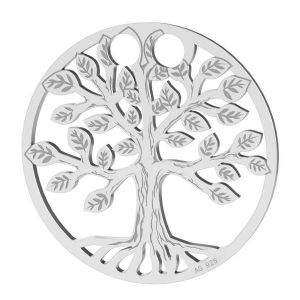 Tree of life pendant, silver 925, LK-0450 - 0,50