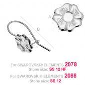 PPK 001 - Flower BZ (2078 SS 12 HF & 2088 SS 12 F)