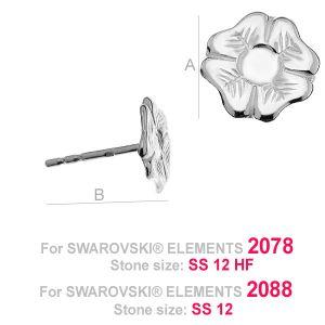PPK 001 - Flower KLS (2078 SS 12 HF & 2088 SS 12 F)