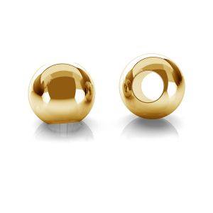 Ball spacer 2mm gold 14K P2LZ 2,0 F:0,9