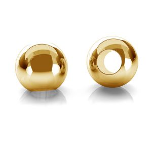 Ball spacer 2,2mm gold 14K P2LZ 2,2 F:1,0