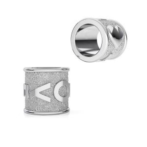 Love heart spacer ODL-00227