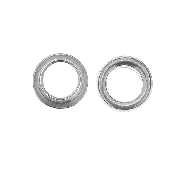 Silver eyelet SB-5