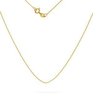 Box gold chain 14K, SG-KV 012 4L AU 585