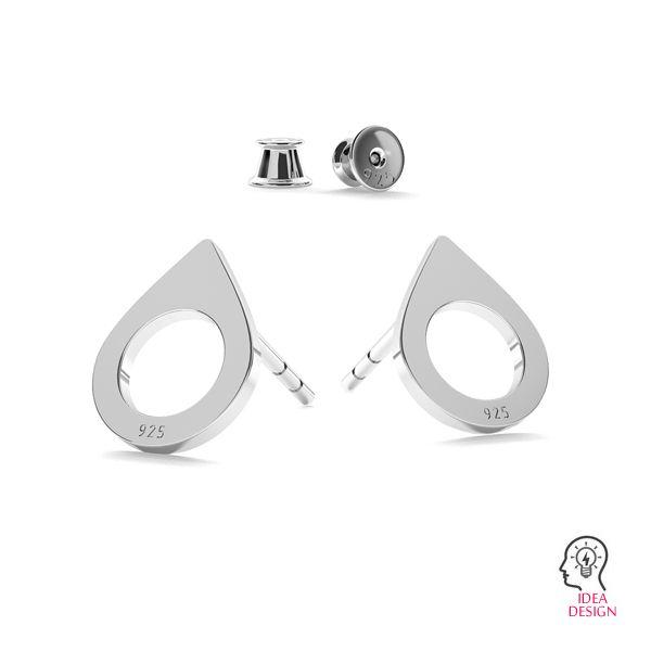 Drop earrings LK-1210 - 0,50 - KLS