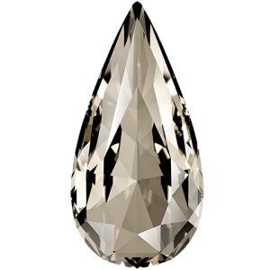 Teardrop Fancy Stone, Swarovski Crystals, 4322 MM 10,0X 5,0 CRYSTAL SILVSHADE F