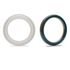 Silicone bracelet mold, SBM 001