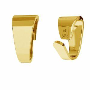 Bail finding gold 14K LKZ-50008 - 03