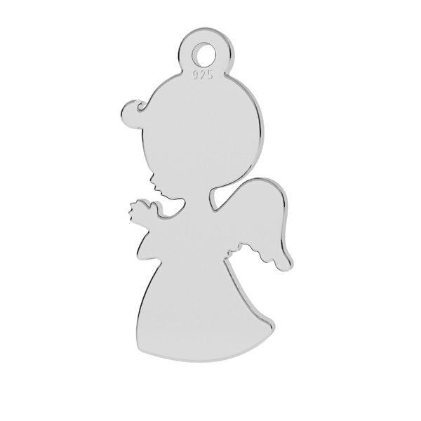 Angel child, boy pendant, LKM-2248 - 0,50