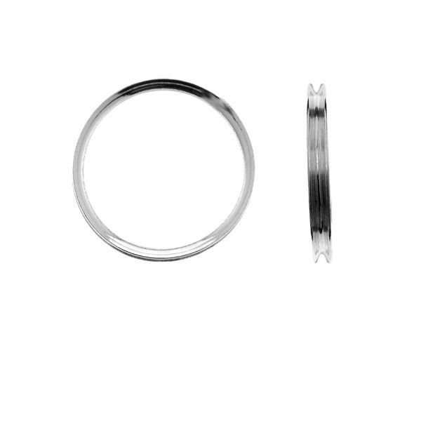 Base for rings Apoxie, RING 012 - 1,50 3x16,5 mm