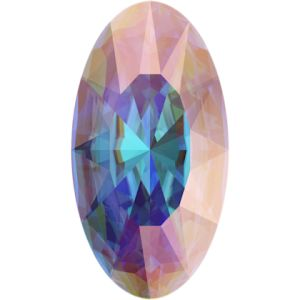 4162 MM 10,0X 5,5 CRYSTAL AB F (Elongated Oval Fancy Stone)