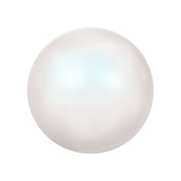 5818 MM 6,0 CRYSTAL PEARLESCENT WHITE PR