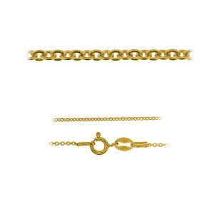Anchor gold chain 14K - A 030 AU 585 (40-60 cm)