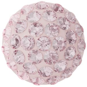 86601 MM8,0 06 223 - Cabochon Pave Light Rose