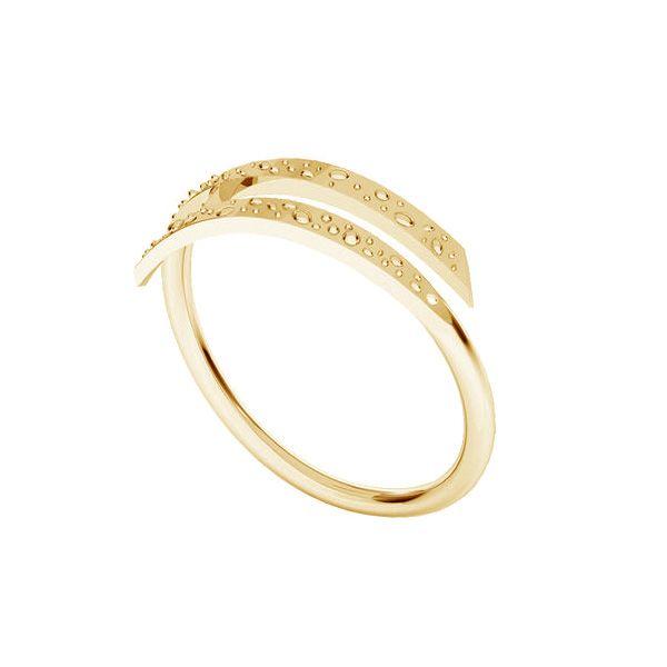 Universal ring, sterling silver 925*U-RING 005 1,5x19,1 mm
