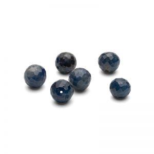 Sapphire beads 6 MM GAVBARI, gemstone