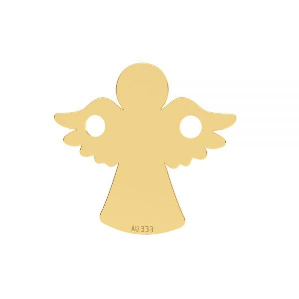 Angel pendant*gold 333*LKZ8K-30095 - 0,30 13x13 mm