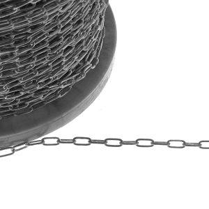 Oval anchor unpolished bulk chain*sterling silver 925*AFLK 1,00 3,9x8,6 mm