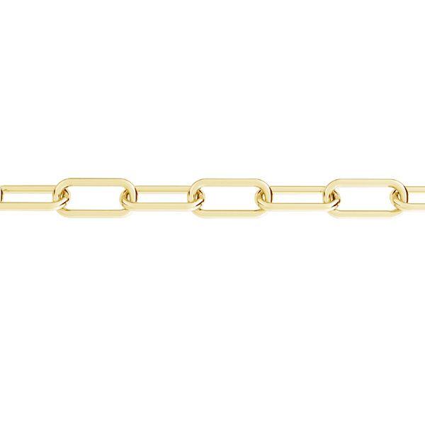 Oval anchor bulk chain*sterling silver 925*AFLK 1,00 3,9x8,6 mm