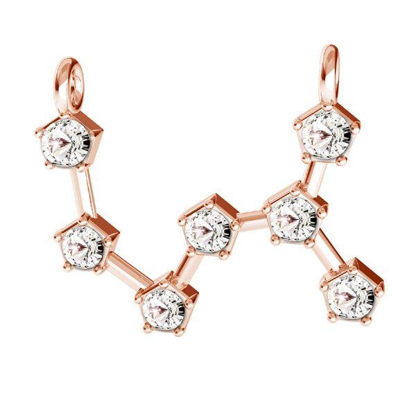 Zodiac scorpio jewelry