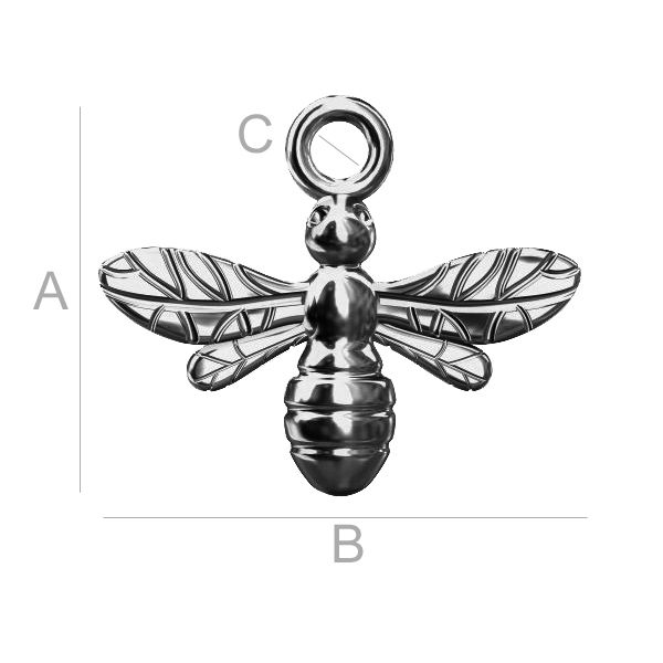 NECKLACE BEE